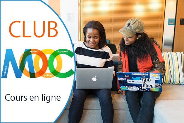 Club MOOC, cours en ligne