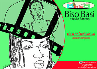 Biso Basi, version série audio